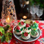 クリスマスカップケーキソープ